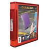 Storex Storex DuraGrip Binders STX 31582B06C