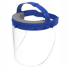 Suncast Commerical Full Length Face Shield with Adjustable Headgear, Fully Assembled, 16/CT SUA HGASSY16