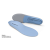 Superfeet Insole High Density Foam Blue, 1/PR MON 24123000
