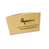 Savannah NatureHouse® Unbleached Paper Hot Cup Sleeves SVA S01