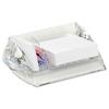Acco Swingline® Stratus™ Acrylic Memo Paper Clip Holder SWI 10136