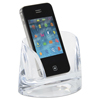 IV Supplies Adapters Connectors Accessories: Swingline® Stratus™ Acrylic Mobile Phone Holder