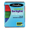 Swingline Swingline® Color Bright Staples SWI35123