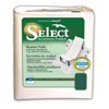 incontinence liners and incontinence pads: PBE - Select® Booster Pad