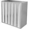 Air and HVAC Filters: Flanders - Super-Flow 24 - 24x24x11-1/2