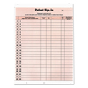 Tabbies Tabbies® Patient Sign-In Label Forms TAB 14530