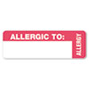 Tabbies Tabbies® Medical Labels TAB40562