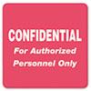 Tabbies Tabbies® HIPAA Labels TAB 40570