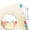 Tabbies Tabbies® Label/File Folder Protector TAB 58385