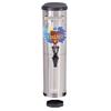 "Coffee Makers, Brewers & Filters: Wilbur Curtis - Tea Dispenser, Oval Narrow 22"""
