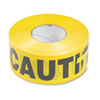 "Tatco Tatco ""Caution"" Barricade Safety Tape TCO10700"
