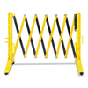 Facility Safety Crowd Control: Tatco Expandable Plastic Barrier Gate