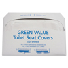 toilet seat cover and toilet seat cover dispensers: GEN Half-Fold Toilet Seat Covers