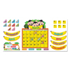 Trend TREND® Monkey Mischief™ Classic Accents®  Bulletin Board Sets TEP 8340