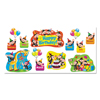 Trend TREND® Monkey Mischief™ Classic Accents®  Bulletin Board Sets TEP 8341