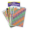 Trend TREND® superSpots® and superShapes Sticker Variety Packs TEP T46826