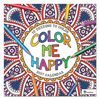 TF Publishing Color Me Happy Wall Calendar, 12 x 12, 2017 TFB 1018
