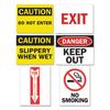 Tarifold Tarifold, Inc. Magneto® Safety Sign Inserts TFI P1949TA