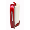 iTouchless Towel-Matic® II Sensor Paper Towel Dispenser - Candy Apple Red ITO TM002KEA