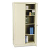 "Filing cabinets: Tennsco 72"" High Standard Cabinet"