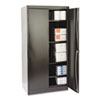 "Tennsco Tennsco 72"" High Standard Cabinet TNN1480BK"