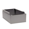 Tennsco Tennsco Optional Locker Base TNN CLB1218MG