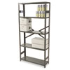 "Shelving and Storage: Tennsco 75"" High Commercial Steel Shelving, Extra Shelves"