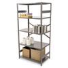 """Tennsco Tennsco 75"""" High Commercial Steel Shelving, Extra Shelves TNN ESP2436MGY"""