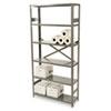 """Tennsco Tennsco 75"""" High Commercial Steel Shelving, Extra Shelves TNN ESP61236MGY"""
