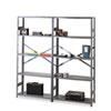 Tennsco Tennsco 75 High Commercial Steel Shelving, Extra Shelves TNN ESP61836MGY
