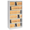 Tennsco Tennsco Fixed Shelf Lateral File TNN FS361LLGY