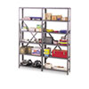"steel shelving units: Tennsco Industrial Post Kit for 87"" High Industrial Steel Shelving"