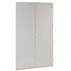 Filing cabinets: Tennsco Jumbo Cabinets