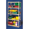 steel shelving units: Tennsco Stur-D-Stor Shelving
