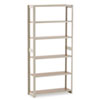 wire shelving: Tennsco Regal Shelving Starter Set and Add-On Unit