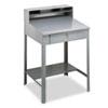 Desks & Workstations: Tennsco Open Steel Shop Desk
