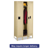 Filing cabinets: Tennsco Single Tier Locker