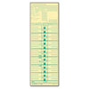 Tops TOPS® Time Clock Cards TOP 1253