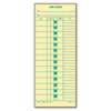 Tops TOPS® Time Clock Cards TOP 1258