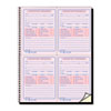 Tops TOPS® Telephone Message Book with Fax/Mobile Section TOP 4009