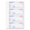 Tops TOPS® Money and Rent Receipt Books TOP 46806
