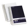 Tops TOPS® Wirebound Five-Subject Notebook TOP 63859
