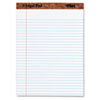 Notebook PDA Mobile Computing Accessories Accessories: TOPS® The Legal Pad™ Ruled Perforated Pads