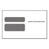Tops TOPS™ W-2 Laser Double Window Envelope TOP B2219R