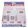 Tops TOPS™ Six-Part W-2 Tax Form Floor Display TOP TAXDL6