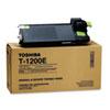 Toshiba Toshiba T1200 Toner, 6500 Page-Yield, Black TOS T1200