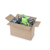 Toter 96 Gal. Trash Can Bags - 8 Roll Case TOTGB096-08000