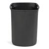 Toter 45 Gal. Rigid Liner for 45-Gallon Litter Container (840-K) - Black TOTRL045-00BLK
