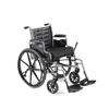 "IV Supplies Admin Sets: Invacare - Tracer EX2 16"" x 16"" Wheelchair"