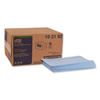 cleaning chemicals, brushes, hand wipers, sponges, squeegees: Tork® Antimicrobial Foodservice Cloth, 1/4 Fold